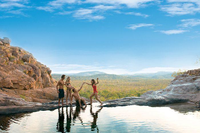 Gunlom Falls, Kakadu National Park