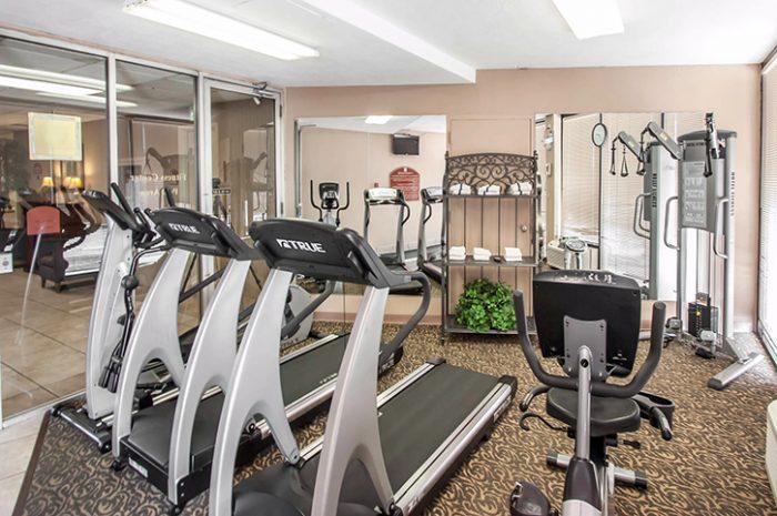 Gym Comfort Inn