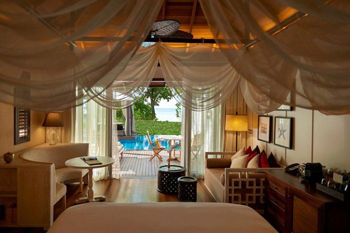 Story Seychelles Beach Pool Villa interior