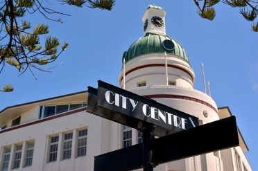 Napier City Centre