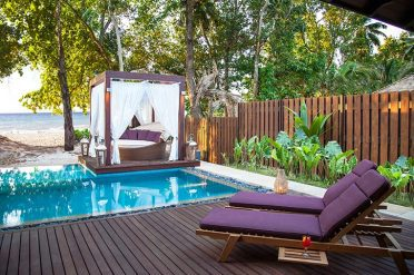 H Resort Beau Vallon Beach Pool Villa