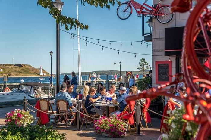 Halifax Patio Dining