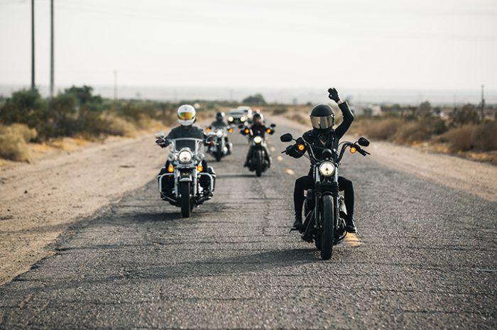 Harley Davidson, Sportster Utah ride