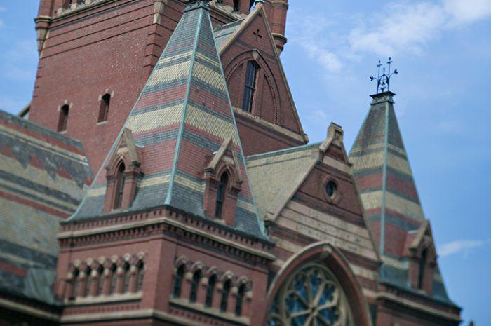 Harvard University, Boston