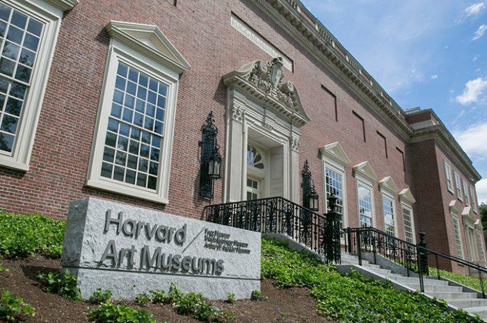 Harvard Art Museums, Boston, USA