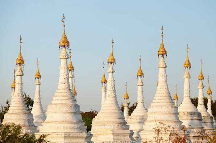 Kuthodaw Pagoda Myanmar