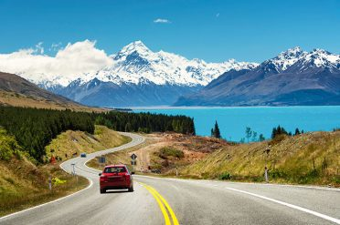 Mount Cook, South Island