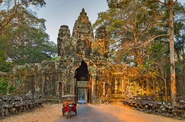 Angkor Wat Tour, Cambodia