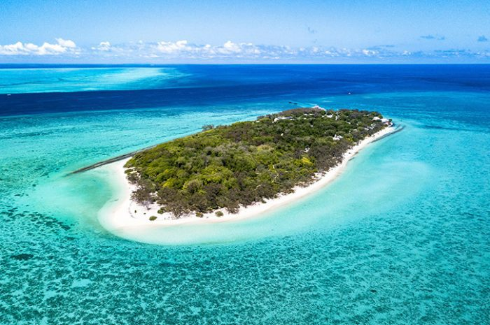 Heron Island, South Queensland, Australia