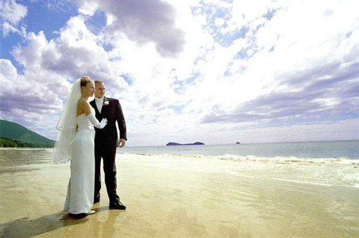 Heron Island Wedding