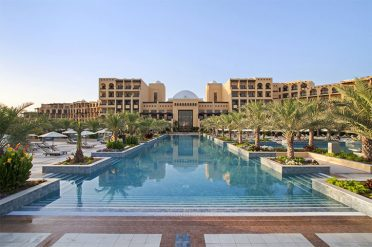 View, Hilton Ras Al Khaimah