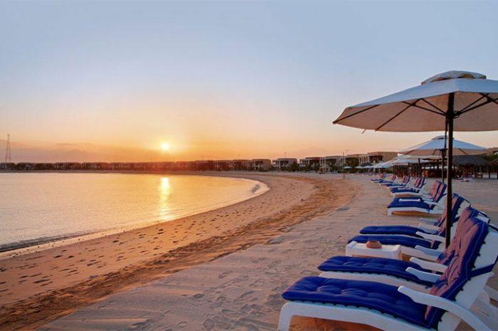 Beach, Hilton Ras Al Khaimah
