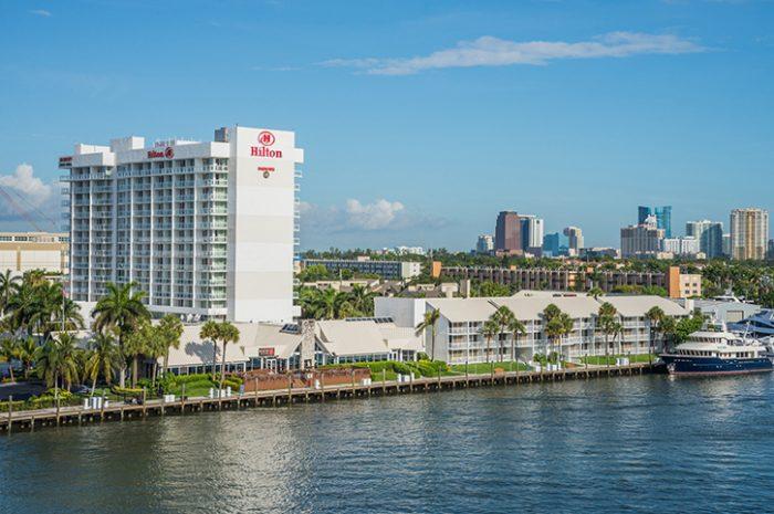 Hilton Exterior Fort Lauderdale