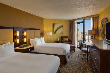 Hilton Galveston Twin