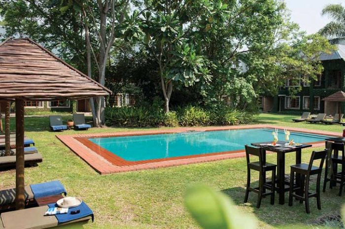 Hippo Hollow Outdoor Pool