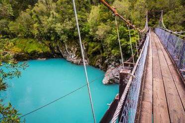 Hokitika Gorge, South Island