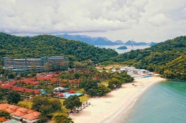 Holiday Villa Langkawi Aerial View