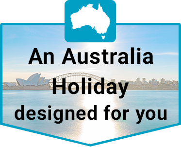 Holiday to Australia Widget