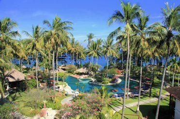 Holiday Resort Lombok Pool