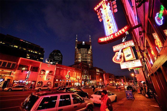 Honky Tonk, Nashville