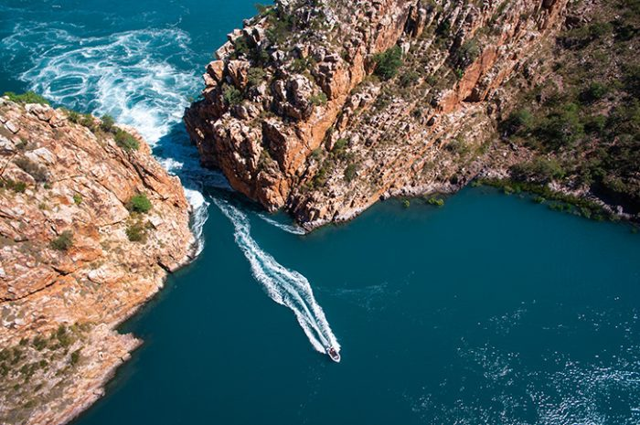 Horizontal Falls, Kimberley