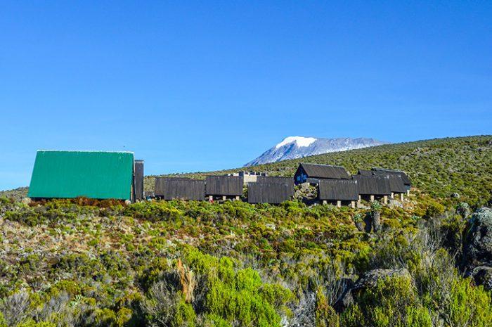 Horombo Hut Mt Kilimanjaro