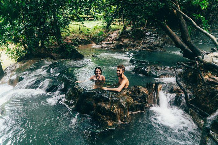 Hot Springs, Krabi