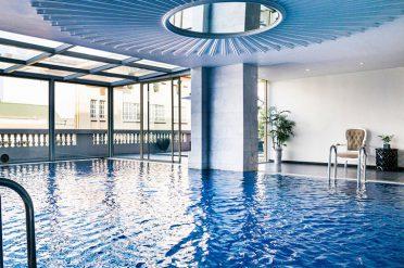 Hotel de L'Opera Pool