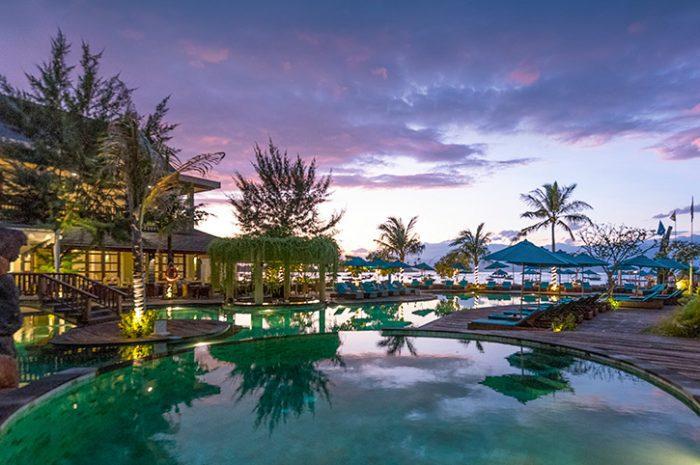 Hotel Villa Ombak Pool
