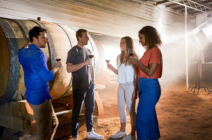 Hunter Valley Resort Wine Tasting
