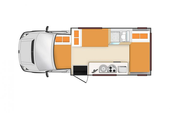 Apollo 6 Berth