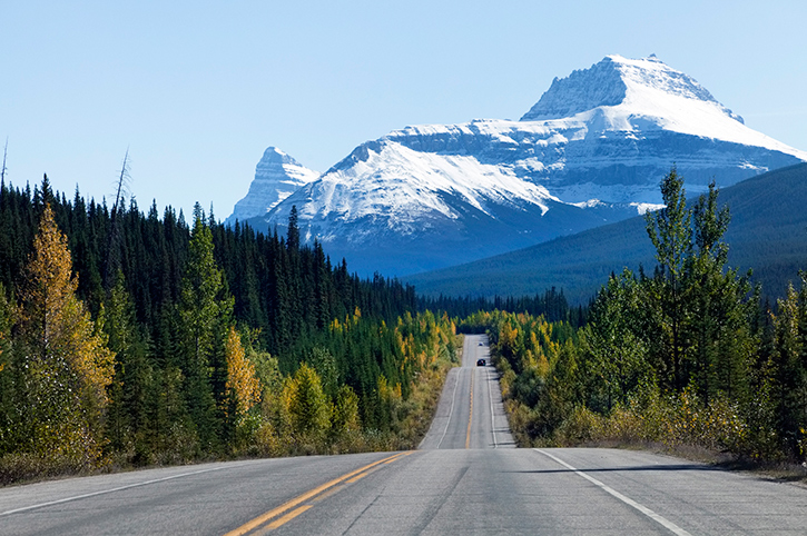 Icefield Parkway, Canada