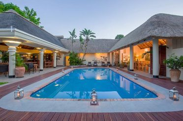 Ilala Lodge Hotel Pool And Bar