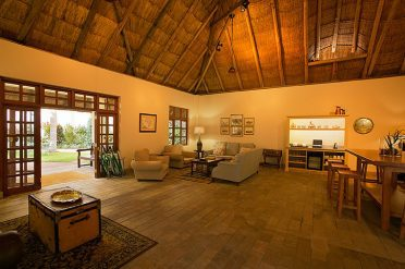 Ilala Lodge Lounge