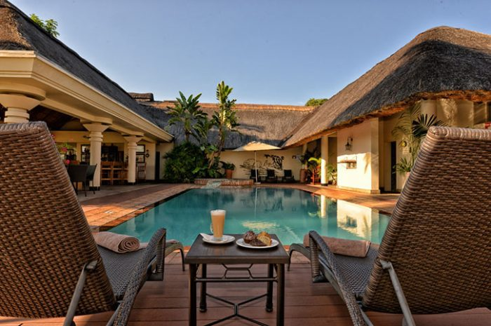 Ilala Lodge Pool