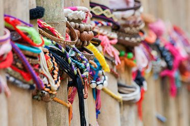Memorial Bracelets Killing Fields