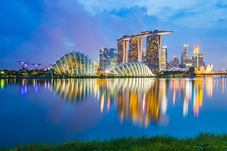WORLDWIDE STOPOVERS: Including Singapore, Bangkok, Tokyo and Hong Kong