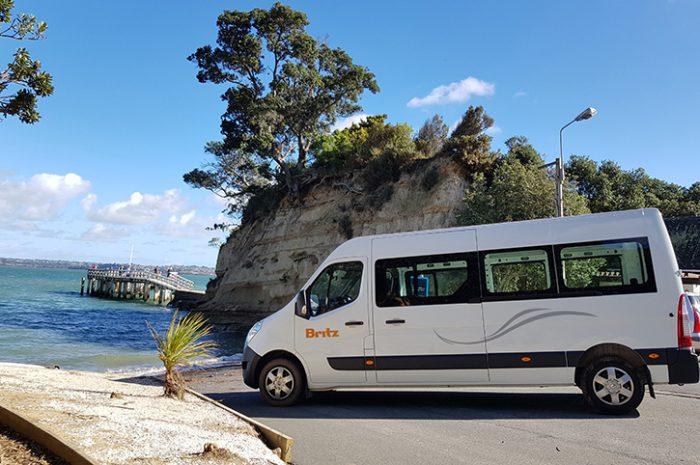Britz 2 Berth Venturer New Zealand
