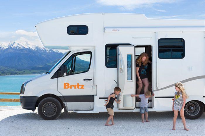 Britz 6 Berth Frontier