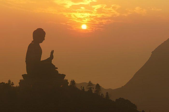 Buddha, Hong Kong