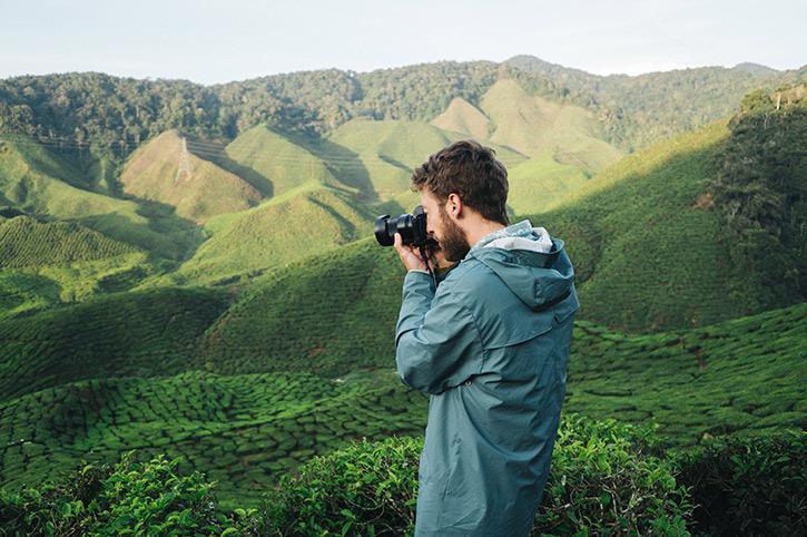 Photographer, Cameron Highlands