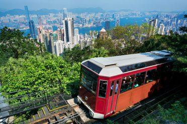 Funicular Railway, Hong Kong