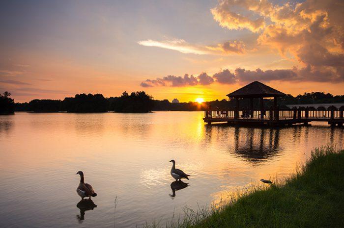 Putrajaya Lake