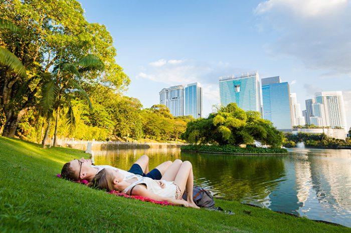 Central Park, Kuala Lumpur