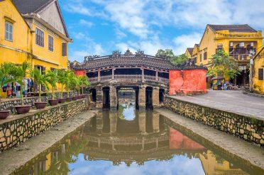 Hoi An Canal, Vietnam