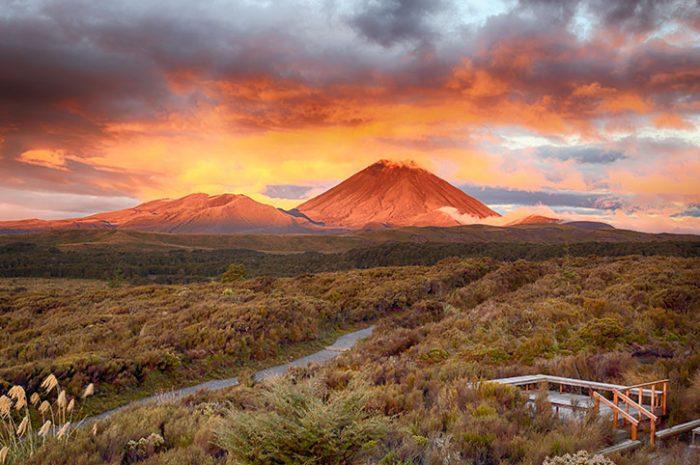 Mt Ngauruhoe Tongariro