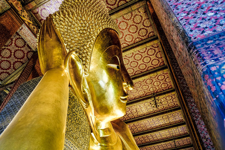 Reclining Buddha - Reclining Buddha Bangkok, ThailandBangkok - Thailand