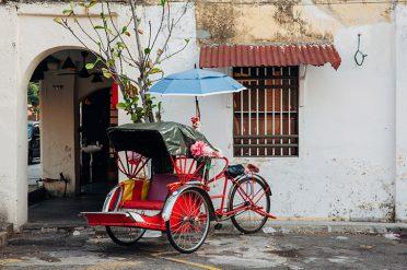 Rickshaw, Penang