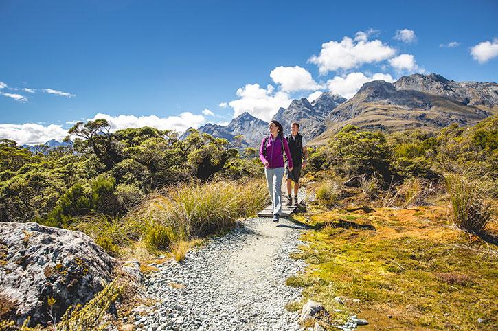 5 New Zealand Great Walks & Treks