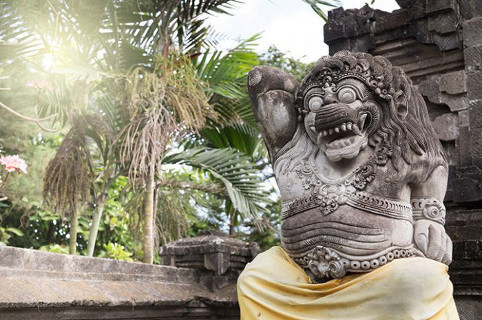 Uluwatu Statue